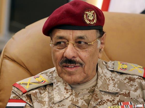 نائب الرئيس اليمني يدعو للاصطفاف لإنهاء انقلاب الحوثي