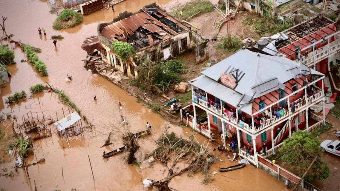 Mozambique says the death toll from cyclone Idai has risen to 446. (File photo: AFP)