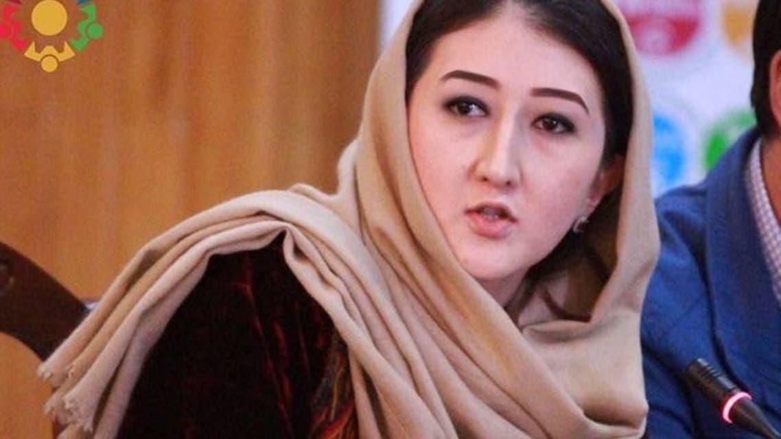 یک زن به عنوان معاون وزارت تجارت و صنایع افغانستان تعیین شد