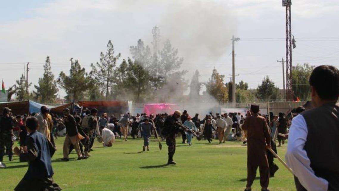 Helmand blast