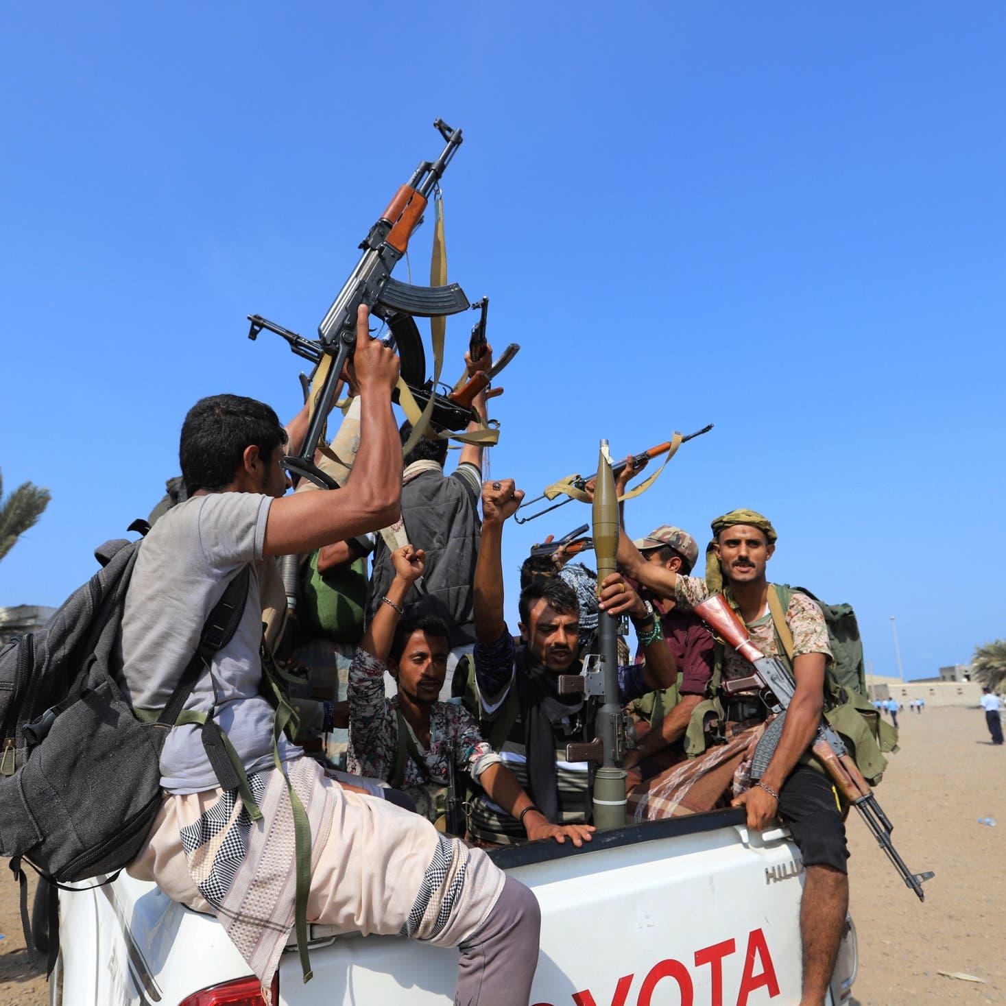 الحديدة.. الحوثي يستهدف مواقع العمالقة