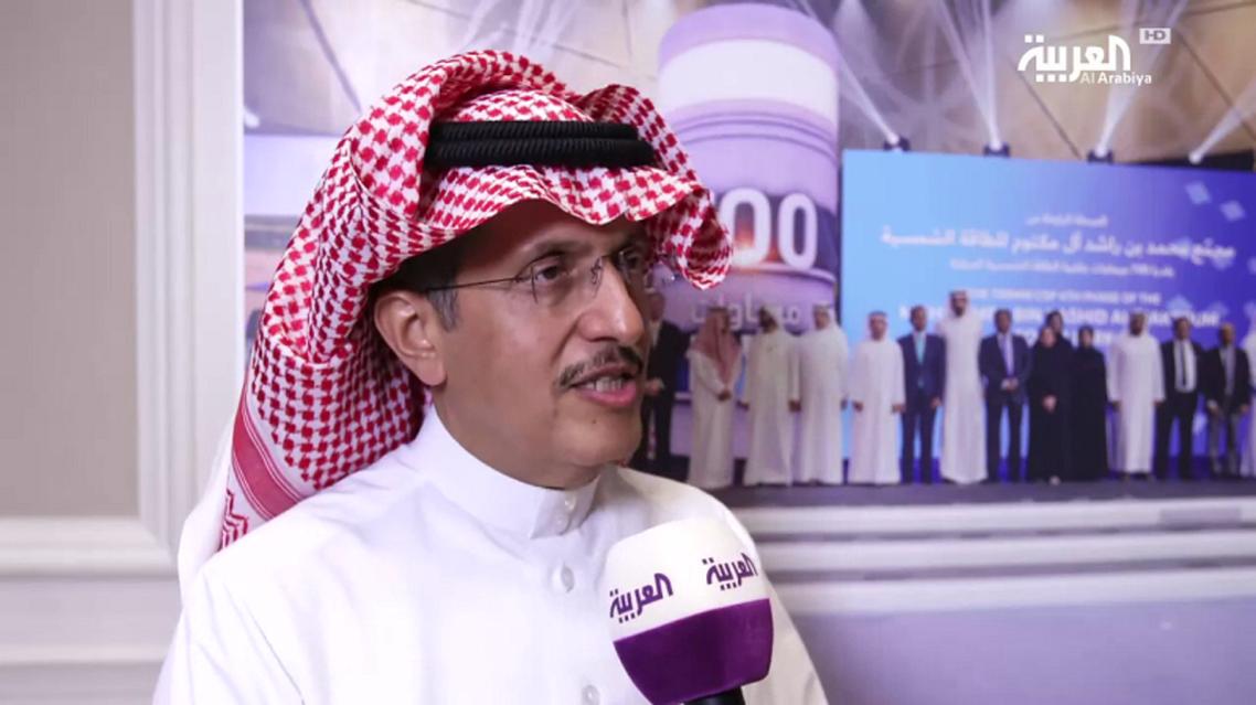 Mohammad Abdullah Abunayyan, Chairman of ACWA Power.