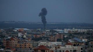 ترقب لمصير الهدنة بعد قصف إسرائيلي للقطاع فجرا