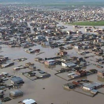إيران تمنع المشاهير من جمع تبرعات لضحايا الفيضانات