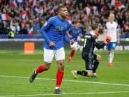 النجم الفرنسي مبابي يستمر في الإبهار ويدخل التاريخ