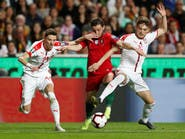 البرتغال تتعثر مجدداً في التصفيات وتتعادل مع صربيا