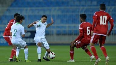 الأخضر الأولمبي يتعادل مع الإمارات ويتأهل إلى كأس آسيا