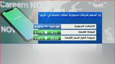 سهم الطيار يقفز 10% بعد صفقة أوبر وكريم