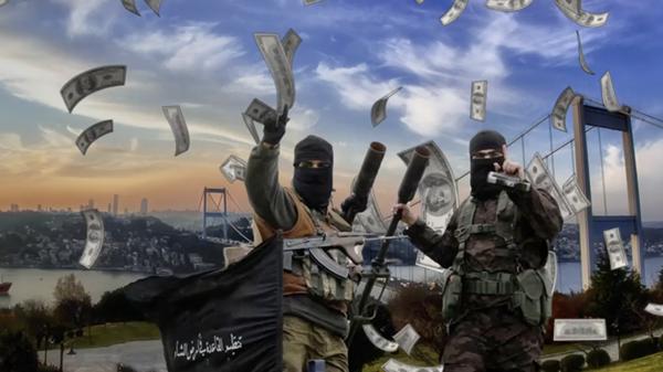 صحيفة أميركية: داعش كدّس الأموال والذهب ونقلها لتركيا