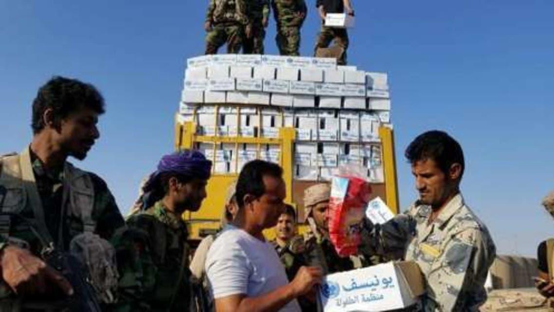 ميليشيا الحوثي تبيع دواء في السوق السوداء