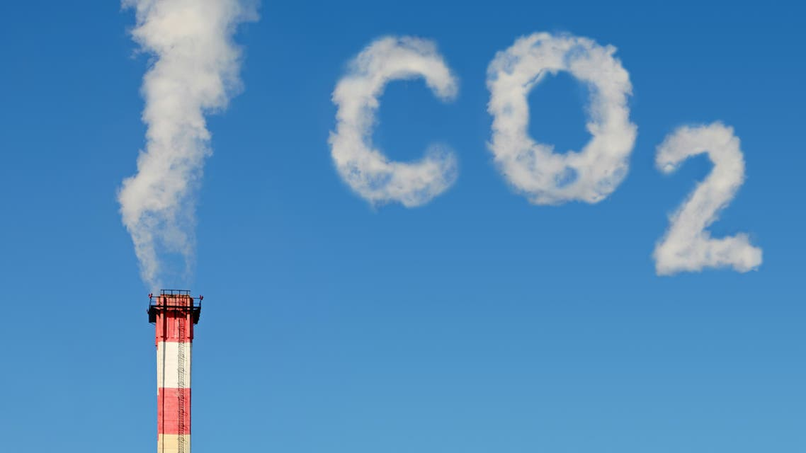 CO2 Polution (NEW!!!) - Stock image