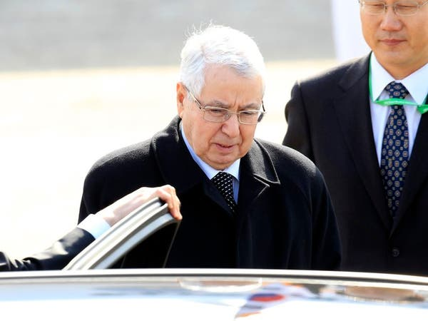 الرئيس الجزائري المؤقت يواصل سلسلة الإقالات