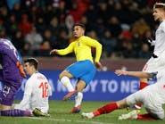 فيرمينو وجيسوس يقودان البرازيل للفوز على التشيك بثلاثية