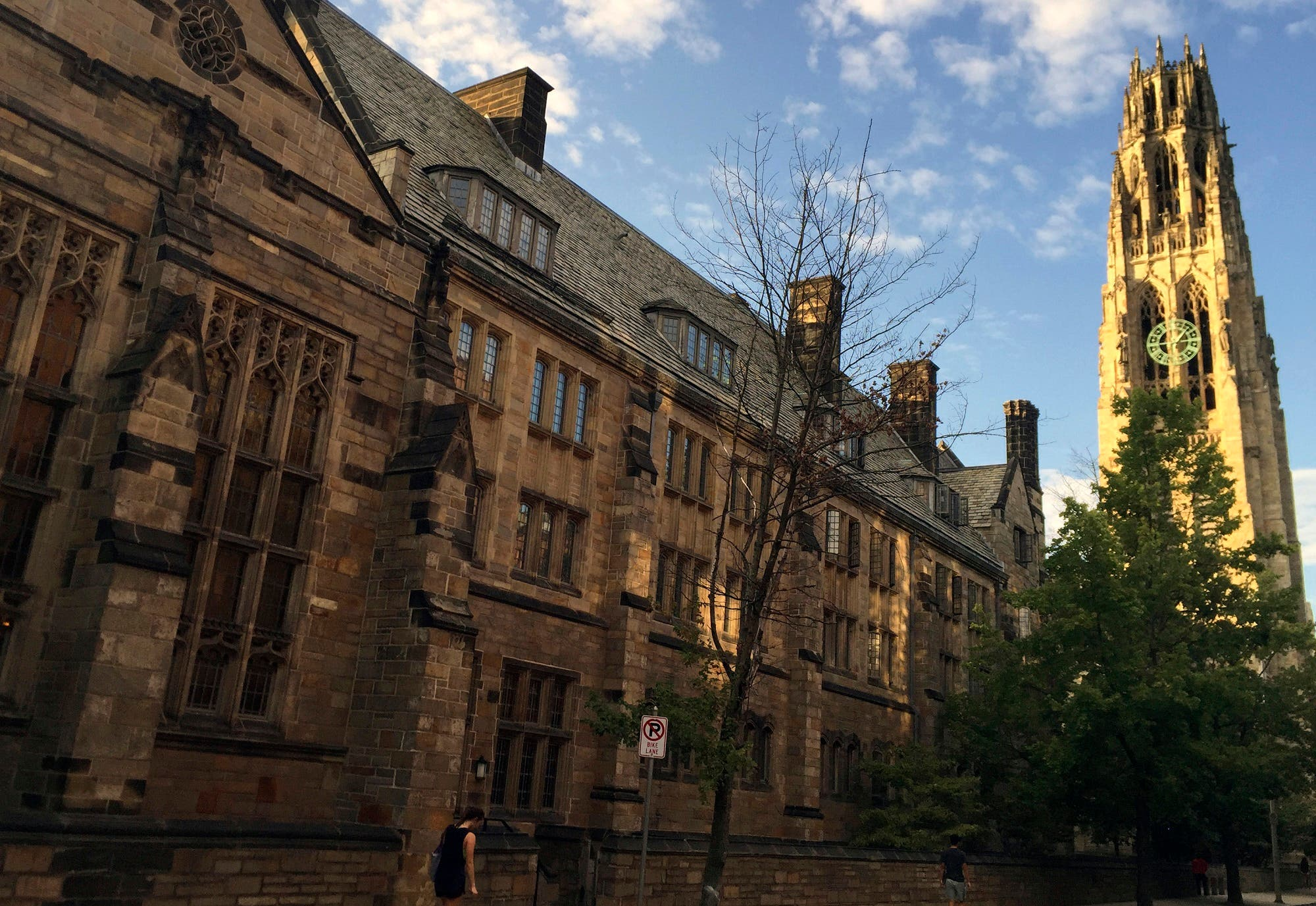 Yale University. (File photo: AP)