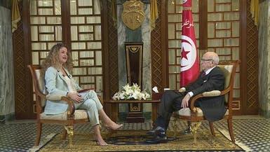 السبسي: الشعب الجزائري يريد إنهاء تجربة بوتفليقة