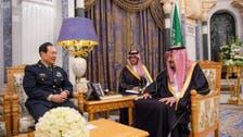 چین اور سعودی عرب میں عسکری تعاون بڑھانے پر بات چیت