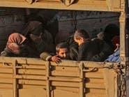 """مئات النساء والأطفال يغادرون """"الهول"""".. وهذه وجهتهم"""