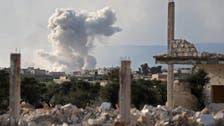 Amnesty condemns Syria regime strikes on Idlib school, hospitals