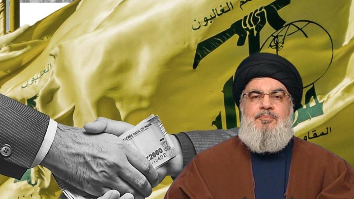 حسن نصر الله رهبر حزب الله لبنان