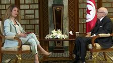 Tunisian President Essebsi: Saudi-Tunisian ties are at the highest level