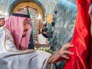 الملك سلمان والرئيس السبسي يطلقان 3 مشروعات في تونس