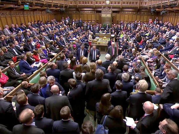 النواب البريطانيون يرفضون اتفاق بريكست للمرة الثالثة