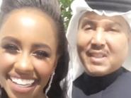 """فنان العرب عن داليا مبارك: """"عروس المسرح"""""""