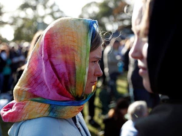 صور.. الآلاف يشاركون بمراسم تأبين ضحايا هجوم نيوزيلندا