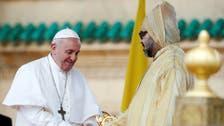 البابا في المغرب.. ويدعو لمواجهة التعصب بتضامن المؤمنين