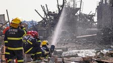 Five killed in factory explosion in eastern China