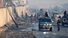 Afghan official: Bombing in Kabul kills two policemen