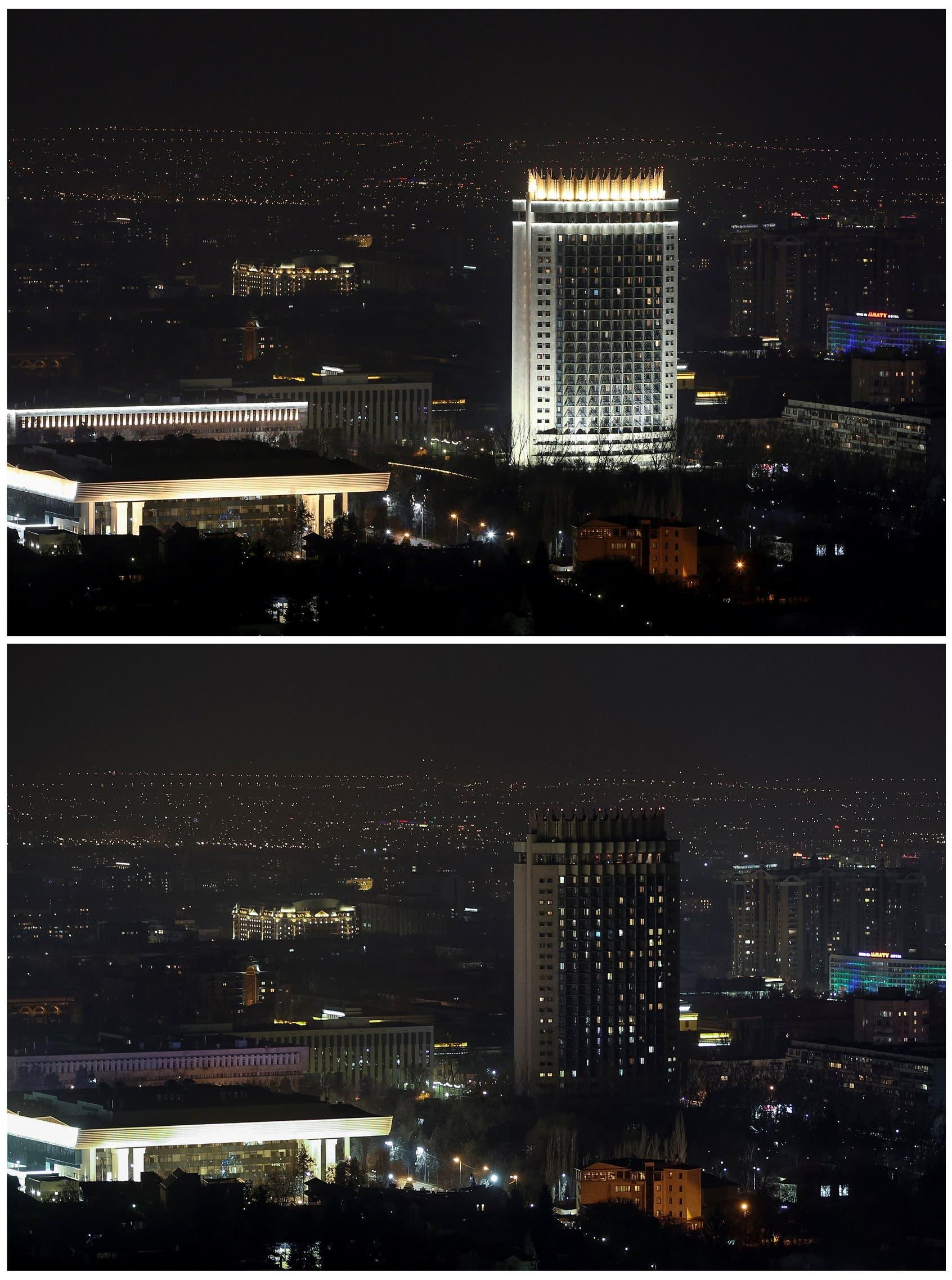 الماتي في كازاخستان