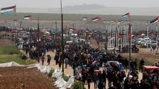 """""""الأرض والعودة"""".. مقتل 3 فلسطينيين و200 مصاب برصاص إسرائيلي"""