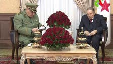 Algerian army chief repeats call to declare president unfit for office