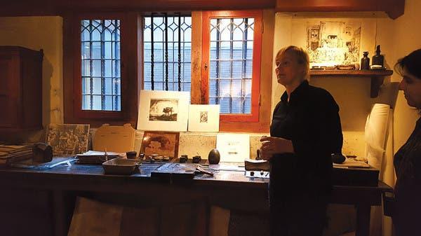 بيتُ رامبرانت في أمستردام... حيث تلتقي تشكيلات المجتمع