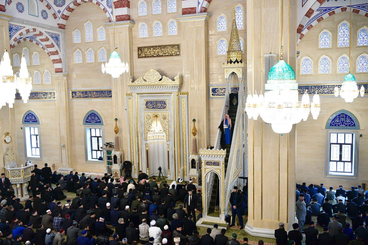 Muslim World League holds Moscow conference on religious peace and coexistence