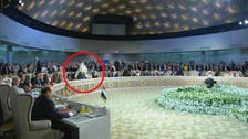 Qatari Emir leaves Arab League summit abruptly