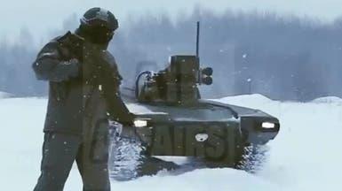 """جديد روسيا.. """"روبوتات قاتلة"""" ومركبات ذاتية القيادة"""