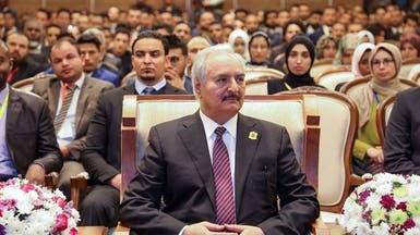 حفتر يبشّر بحل لأزمة ليبيا .. وغوتيريس يتحدث عن حلحلة