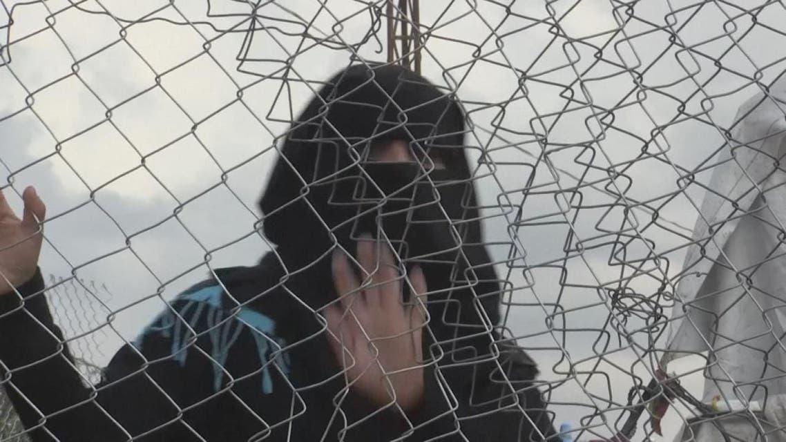 نساء داعش في الهول..علامة استفهام