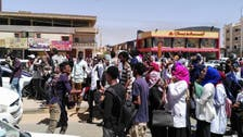 Sudanese police disperse rally urging president's ouster