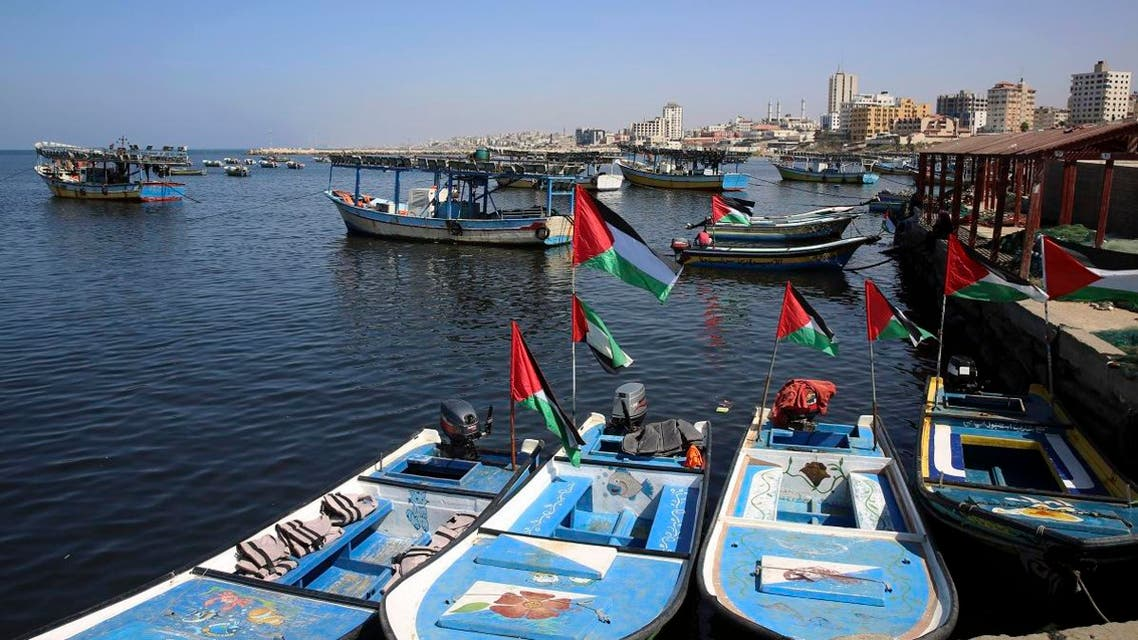 The Gaza fishermen's committee said Israel would be extending the permitted fishing zone along the Mediterranean coast. (File photo: AP)