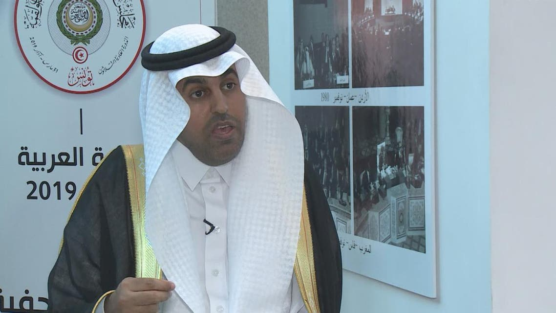 THUMBNAIL_ ماذا يقول رئيس البرلمان العربي عن قضايا الأمة وتدخلات إيران وتركيا