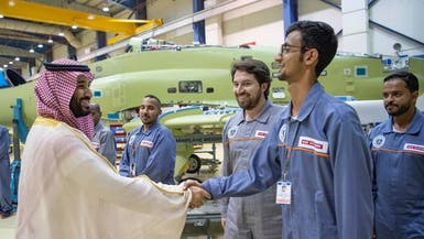 "هذه قصة 4 طائرات ""هوك"" صنعها شباب سعوديون"