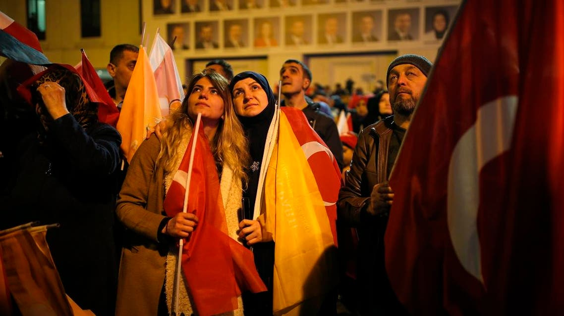 Erdogan's ruling party has declared victory in the race for mayor of Istanbul. (AP)