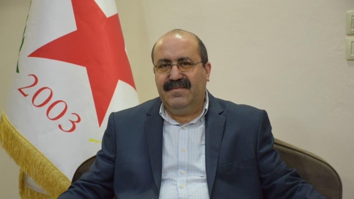 شاهوز حسن، الرئيس المشترك لحزب الاتحاد الديمقراطي