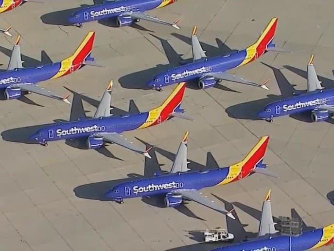 بعد منعها من الطيران.. أول رحلة تجريبية لبوينغ 737 ماكس