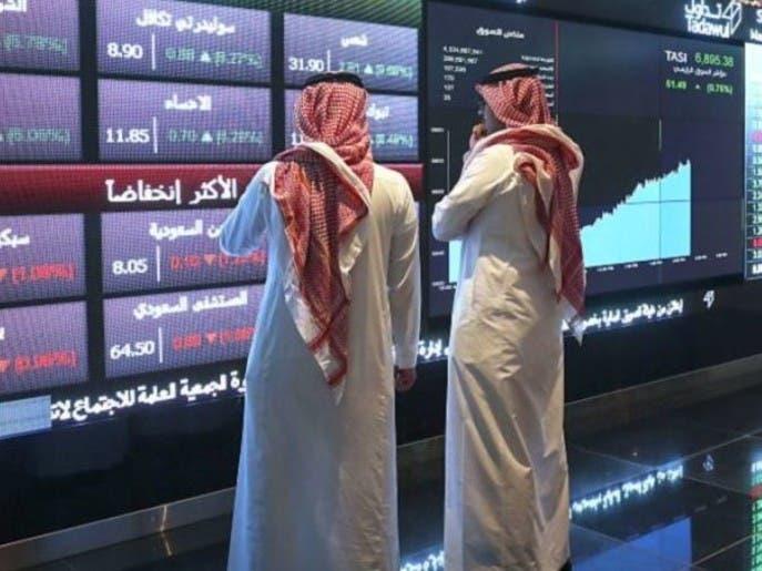 مؤشر الأسهم السعودية الرئيسي يصعد 5.5% في أبريل