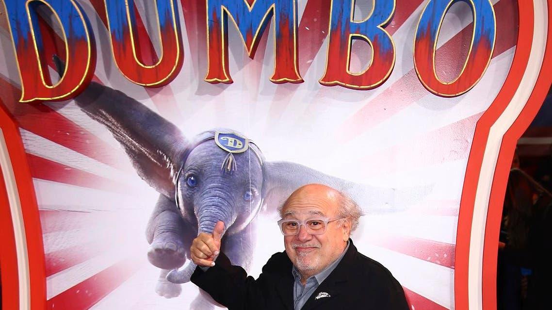 Dumbo movie. (AP)