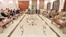 لقاء بين التحالف ومسؤولين أمميين يبحث تدخل إيران باليمن